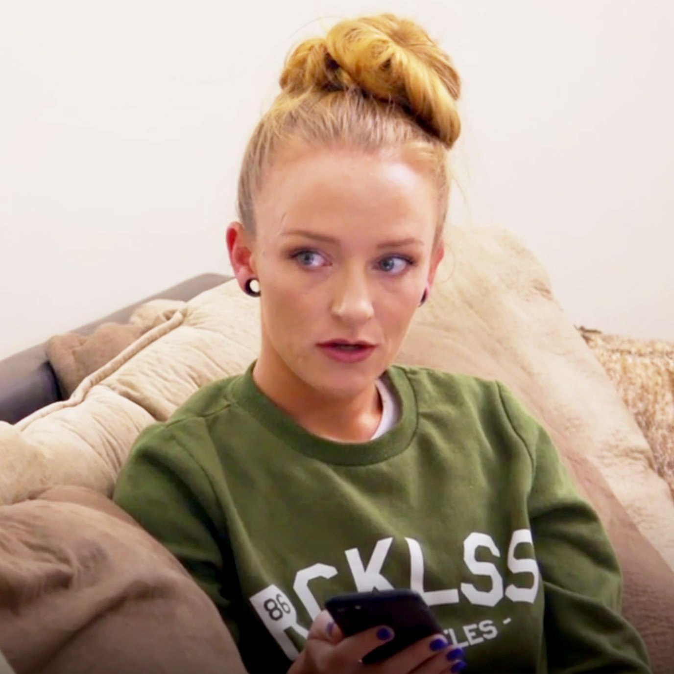 'Teen Mom OG' star Maci Bookout